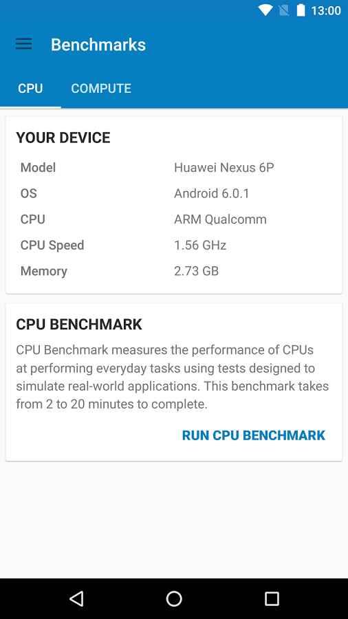 دانلود Geekbench 4 4.4.2 - برنامه رتبه بندی پردازنده دستگاه ها اندروید !