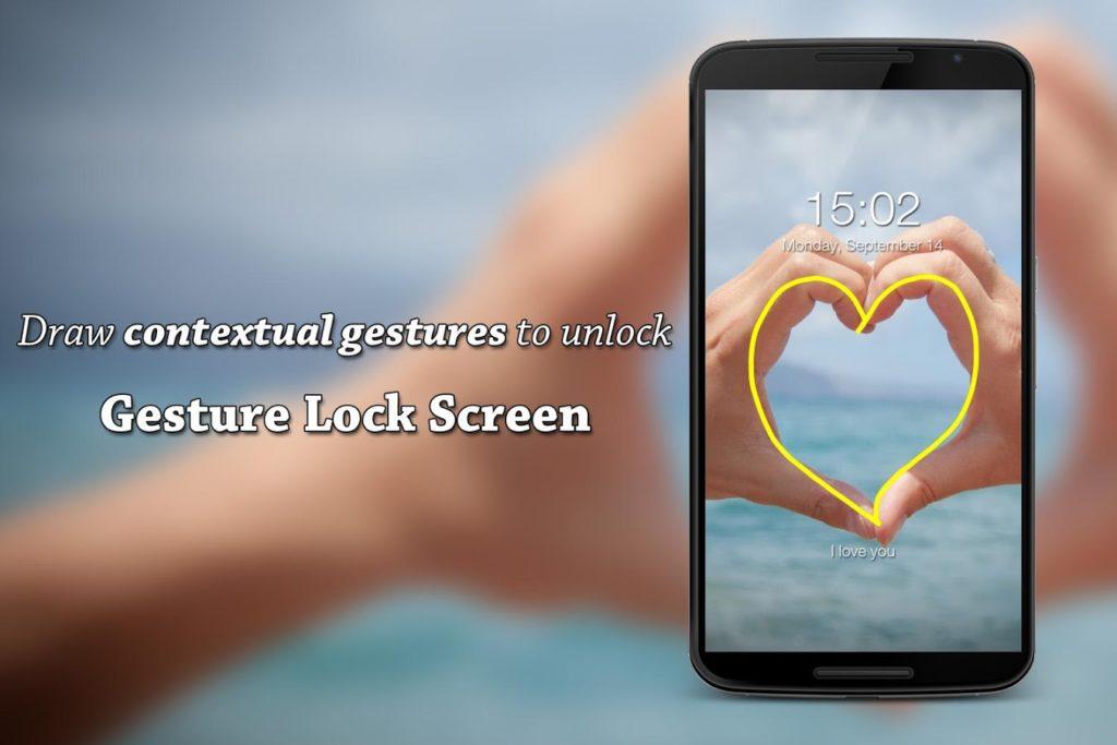 دانلود Gesture Lock Screen PRO 2.4.7 - لاک اسکرین با الگوی دلخواه در اندروید !