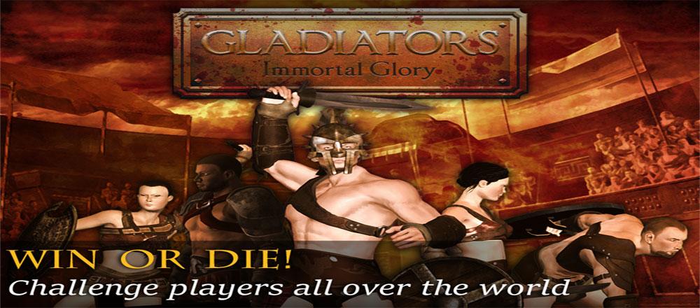 دانلود Gladiators: Immortal Glory - بازی اکشن گلادیاتورها اندروید + دیتا