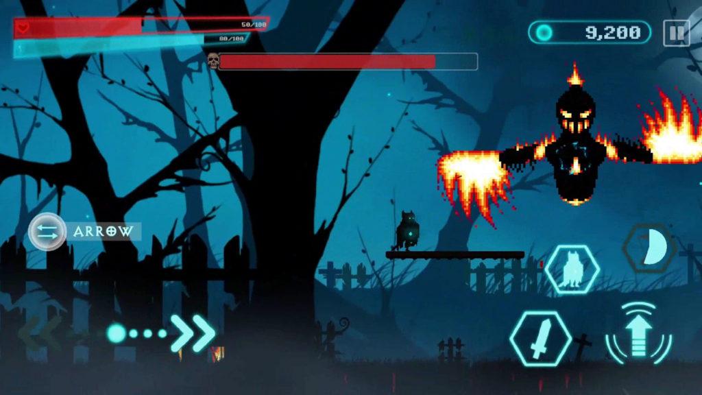 دانلود Gleam of Fire 1.8.0 - بازی اکشن - شمشیری گالوم آتشین اندروید !