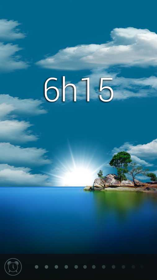 دانلود Glimmer (luminous alarm clock) Full 2.0.32 - آلارم هوشمند و فوق العاده اندروید