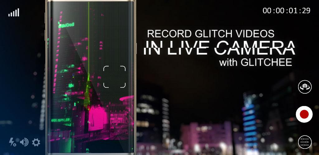 Glitch Video Effects - Glitchee Premium