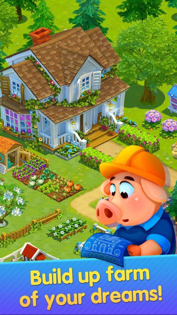 دانلود Golden Farm 1.17.33 - بازی مزرعه داری پرطرفدار و زیبا