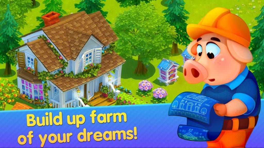"""دانلود Golden Farm 1.27.38 - بازی مزرعه داری پرطرفدار و زیبا """"مزرعه طلایی"""" اندروید"""