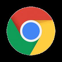 Google Chrome Fast & Secure-Logo