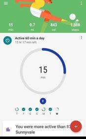 Google Fit Fitness Tracking.1 175x280 دانلود Google Fit – Fitness Tracking 1.77.05 – برنامه جذاب و جالب و خوب تناسب اندام گوگل فیت آندروید !