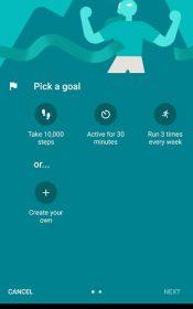 Google Fit Fitness Tracking.2 175x280 دانلود Google Fit – Fitness Tracking 1.77.05 – برنامه جذاب و جالب و خوب تناسب اندام گوگل فیت آندروید !