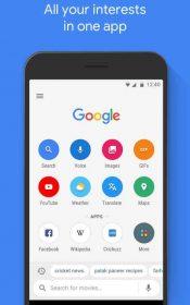 Google Go.1 175x280 دانلود Google Go 1.2.181345006 – جست و همچنین جو سریع و همچنین آسان گوگل آندروید