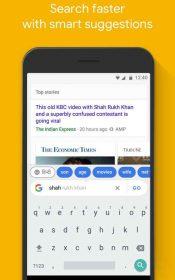 Google Go.3 175x280 دانلود Google Go 1.2.181345006 – جست و همچنین جو سریع و همچنین آسان گوگل آندروید
