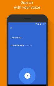 Google Go.7 175x280 دانلود Google Go 1.2.181345006 – جست و همچنین جو سریع و همچنین آسان گوگل آندروید