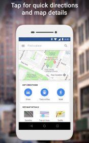 Google Maps Go Directions Traffic Transit Unreleased.1 175x280 دانلود Google Maps Go 81 – ورژن و نسخه سبک وزن برنامه جذاب و جالب و خوب گوگل مپ آندروید !