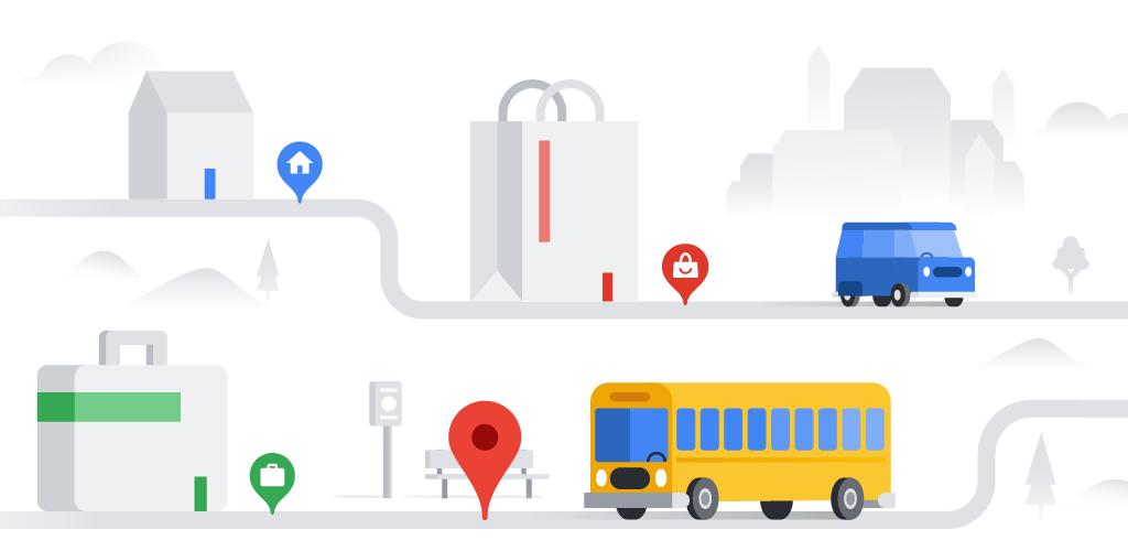 Google Maps Go دانلود Google Maps Go 81 – ورژن و نسخه سبک وزن برنامه جذاب و جالب و خوب گوگل مپ آندروید !