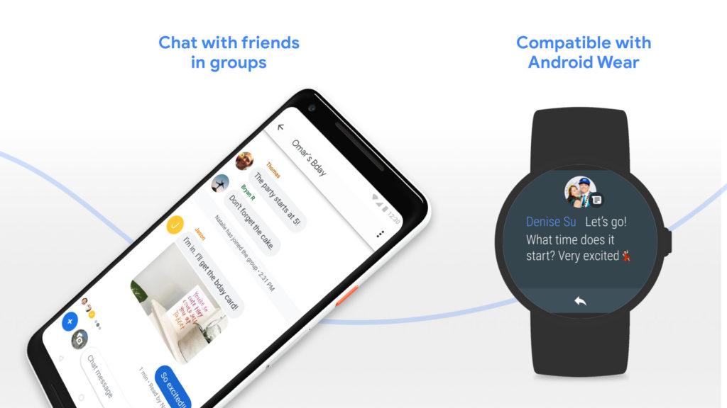 دانلود Google Messenger 4.4.070 - اپ پیام رسان گوگل اندروید !