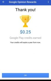 Google Opinion Rewards.4 175x280 دانلود Google Opinion Rewards 20171020 – برنامه جذاب و جالب و خوب اعتبار مجانی و رایگان گوگل پلی آندروید !