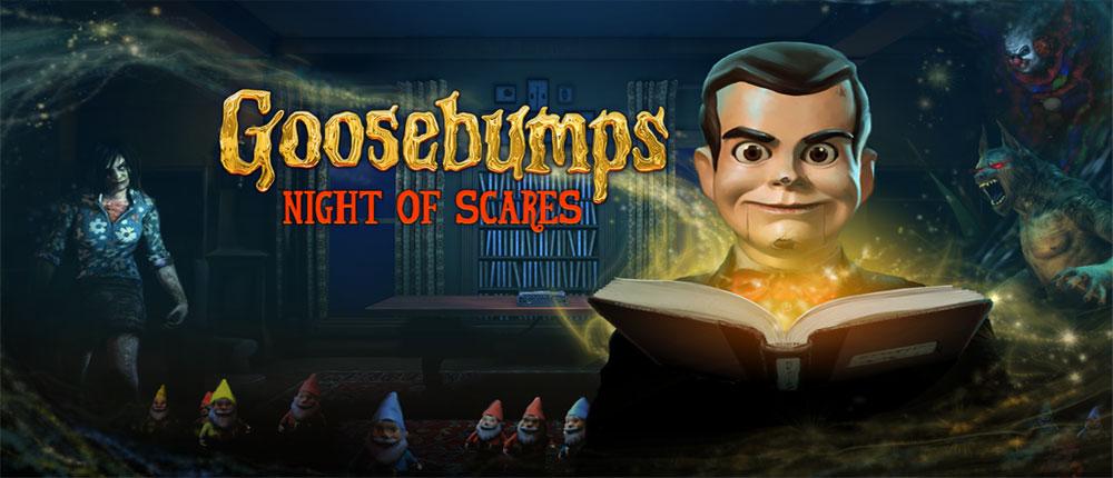 Goosebumps Night of Scares Full