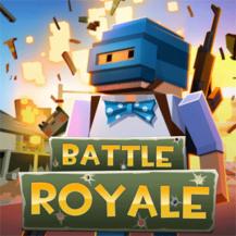 Grand Battle Royale Pixel War