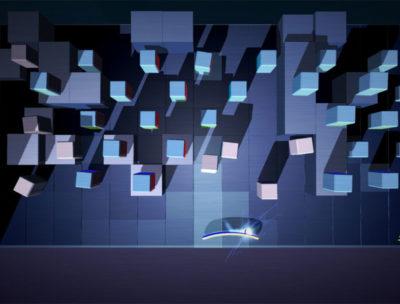 Grey Cubes: 3D Brick Breaker Android