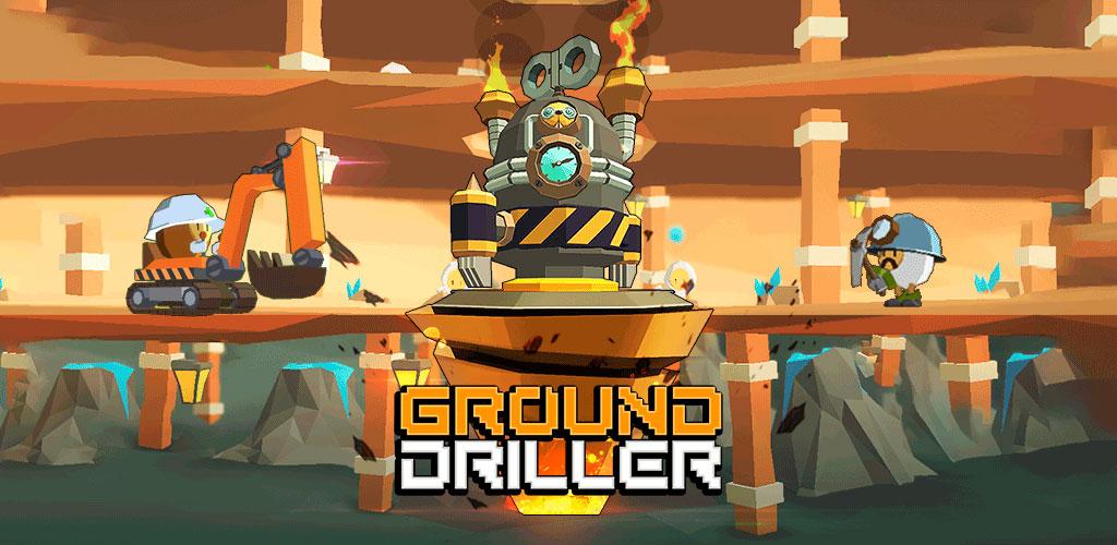 Ground Driller