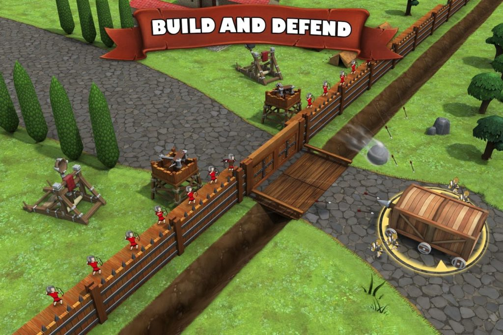 دانلود Grow Empire: Rome 1.3.74 - بازی استراتژی
