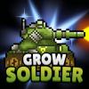 Grow Soldier - Idle Merge game