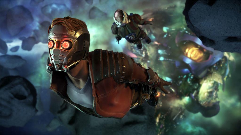 دانلود Guardians of the Galaxy TTG 1.08 - بازی ماجراجویی