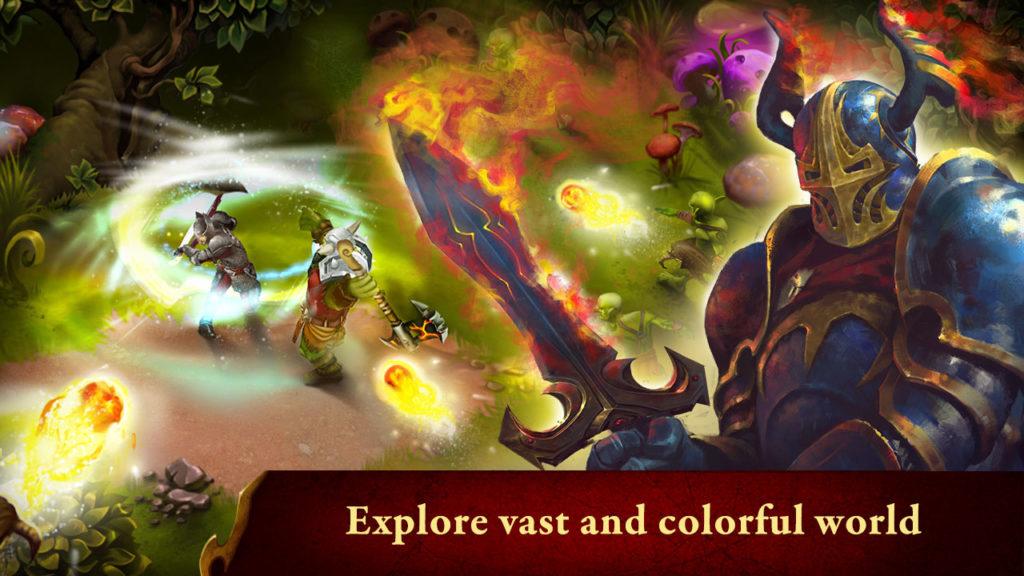 دانلود Guild of Heroes - fantasy RPG 1.77.5 - بازی نقش آفرینی محبوب گروه قهرمانان اندروید + مود