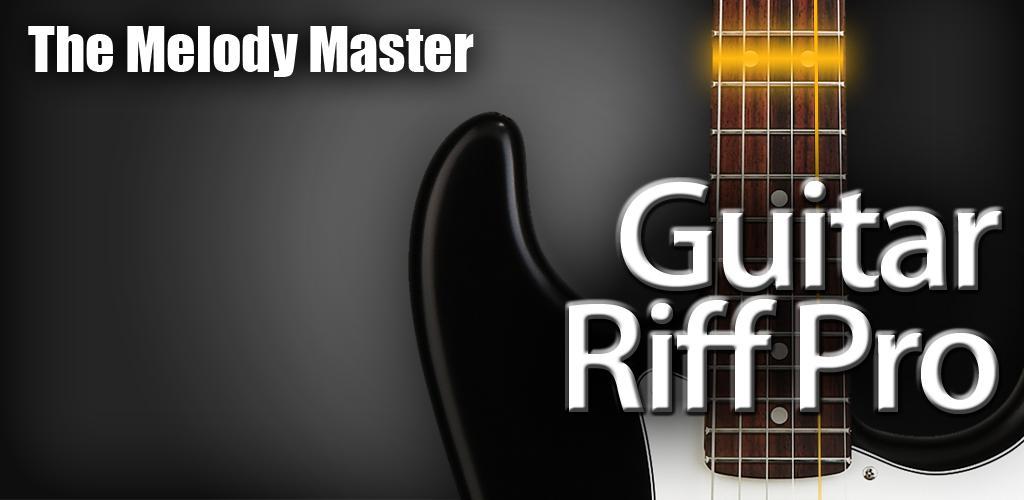 Guitar Riff Pro