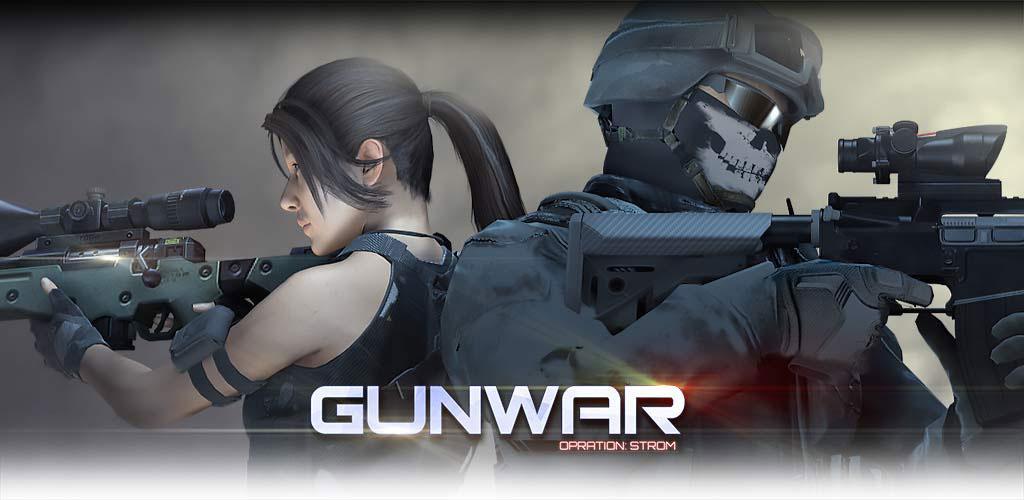 Gun War: Shooting Games