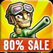 جدید دانلود Guns'n'Glory WW2 Premium 1.4.11 – بازی برج دفاعی سلاح و افتخار جنگ جهانی 2 اندروید + مود