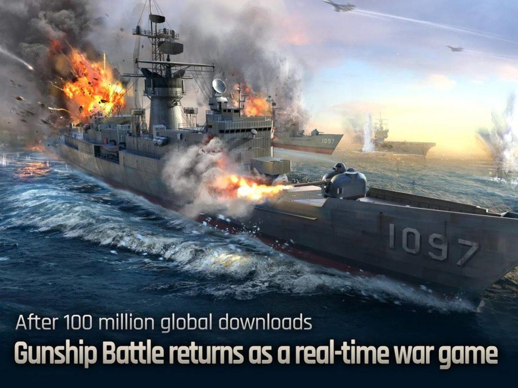 دانلود Gunship Battle Total Warfare 3.1.5 - بازی استراتژیکی