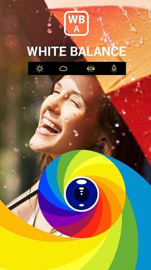 دانلود HD Camera + 1.9 - اپلیکیشن فوق العاده دوربین + ویرایشگر تصویر اندروید !