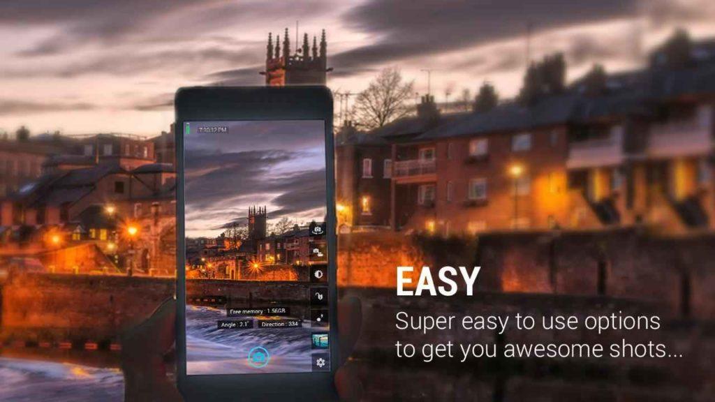 دانلود HD Camera Full 1.0.0N - اپلیکیشن دوربین اچ دی ساده اندروید !
