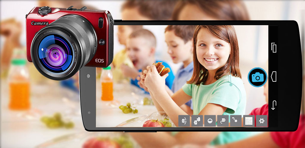 HD Professional Camera