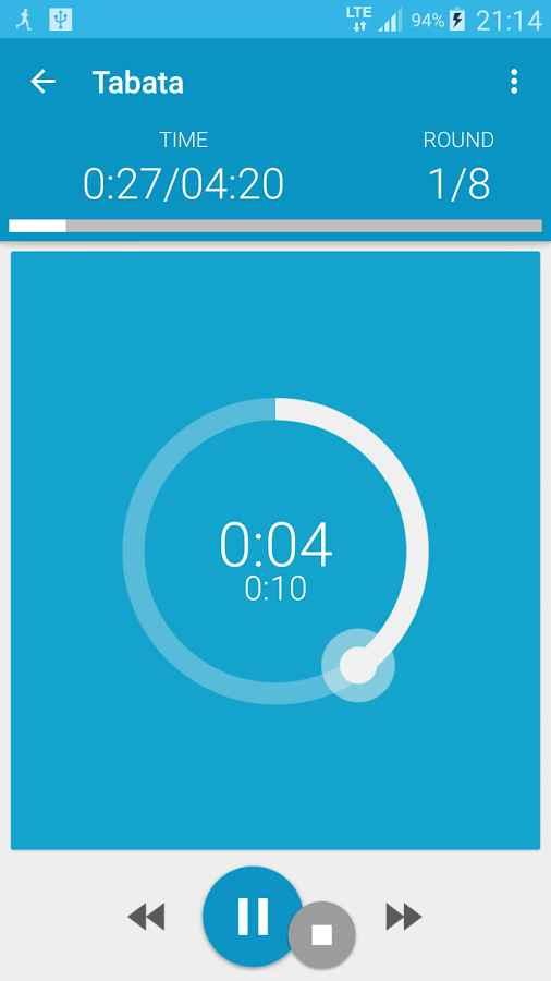 دانلود HIIT – interval workout PRO 3.17.4 - مجموعه تمرینات پر فشار ورزشی اندروید