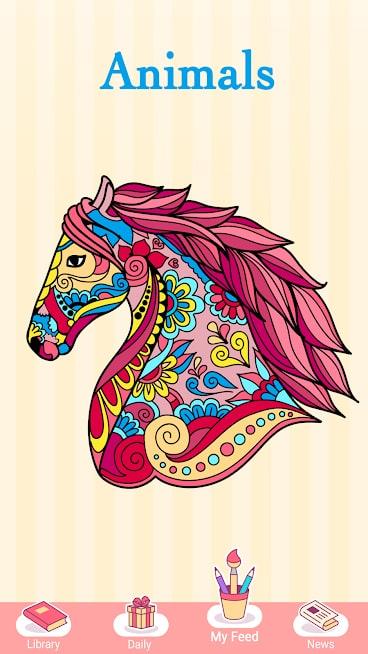 دانلود Happy Color™ – Color by Number 2.7.0 - بازی پازل - فکری و سرگرمی