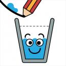 """دانلود Happy Glass 1.0.47 - بازی پازل """"لیوان خوشحال"""" اندروید + مود"""