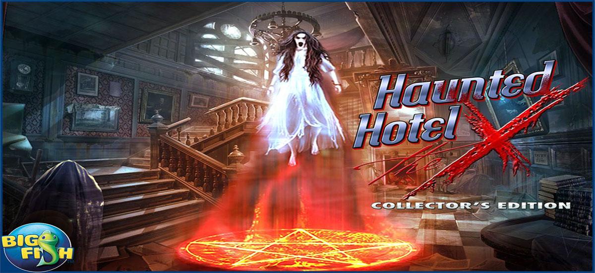 Haunted Hotel: The X Full