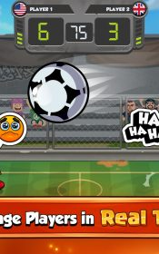 Head Ball 2 2 175x280 دانلود Head Ball 2 1.31 – بازی فوتبال جذاب و جالب و همچنین سرگرم کننده کله ای 2 آندروید !