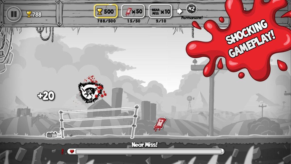 دانلود Headless 0.1.9 - بازی آرکید جالب و محبوب