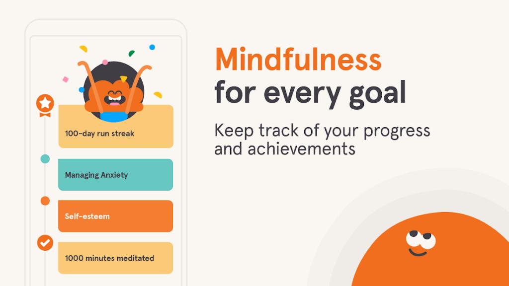 دانلود Headspace Subscribed 3.35.0 - برنامه مدیتیشن و آرامش ذهن اندروید