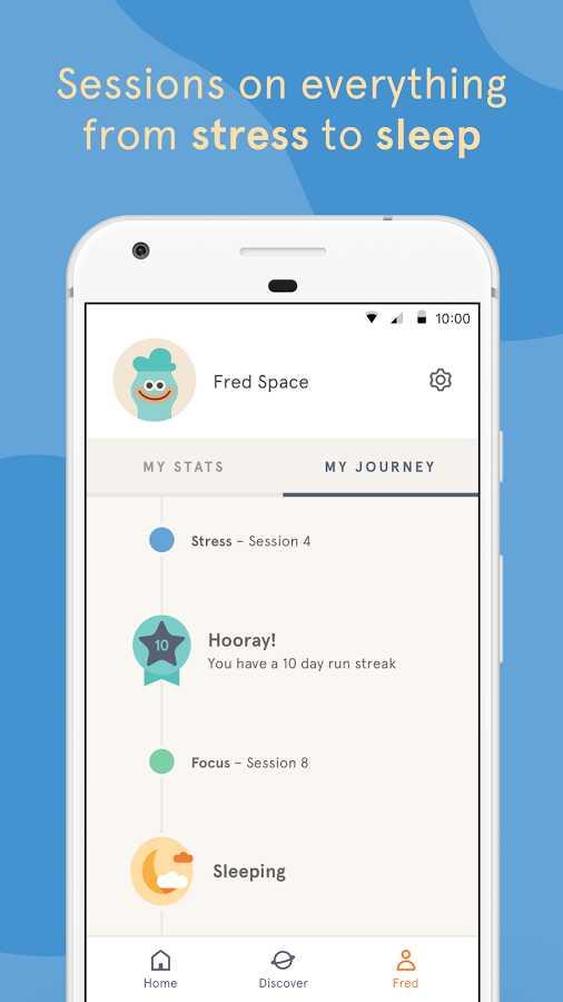 دانلود Headspace Subscribed 3.25.0 - برنامه مدیتیشن و آرامش ذهن اندروید