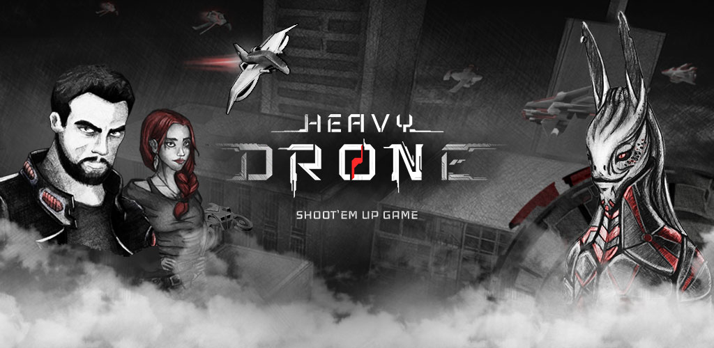 Heavy Drone