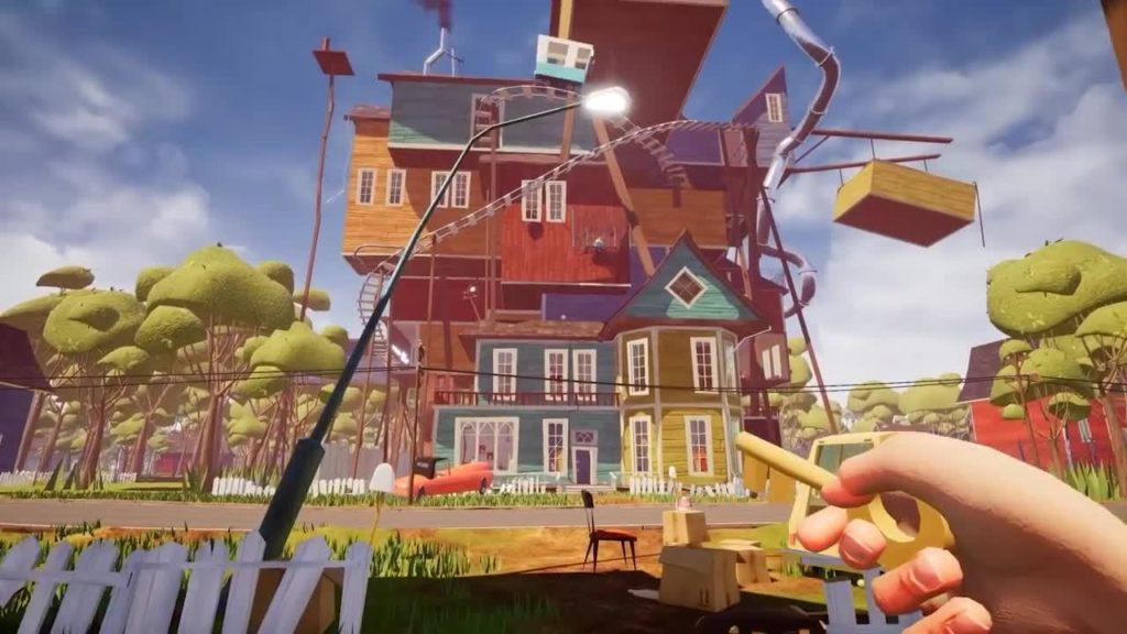 دانلود Hello Neighbor 1.0 - بازی ماجراجویی - ترسناک