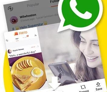 Helo - Discover, Share & Communicate-8
