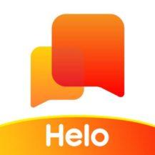 Helo - Discover, Share & Communicate-Logo