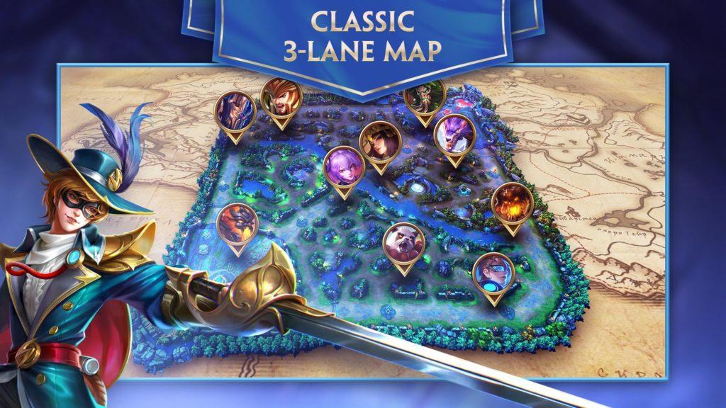 دانلود Heroes Evolved 1.1.29.0 - بازی اکشن قهرمانان تکامل یافته اندروید + دیتا