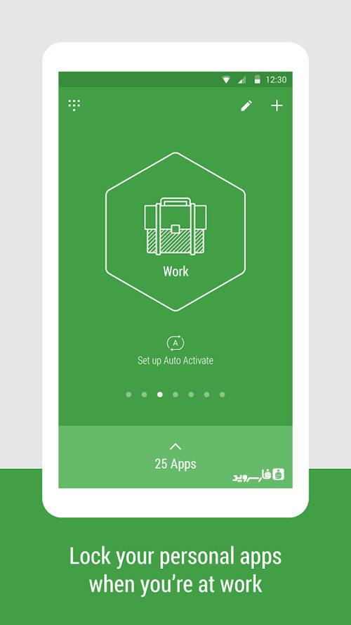 دانلود Hexlock App Lock & Photo Vault 2.0.136 - قفل برنامه های اندروید !
