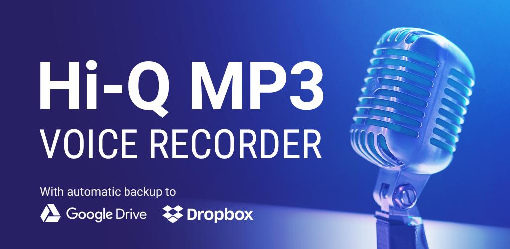 Hi-Q MP3 Voice Recorder