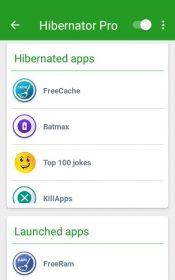 Hibernator Pro Android