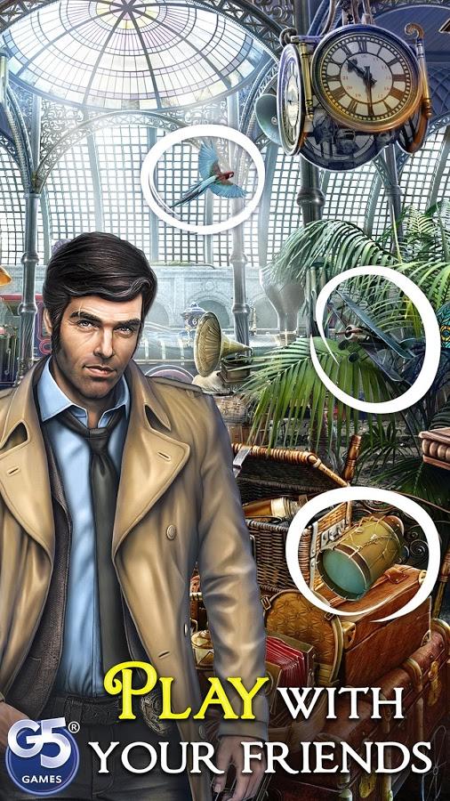 دانلود Hidden City®: Hidden Object Adventure 1.29.2900 - بازی اشیاء مخفی راز سایه ها اندروید + مود